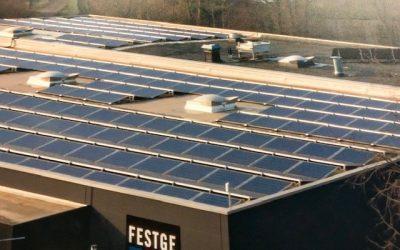 Strom – 85 Prozent über Photovoltaik eingespeist